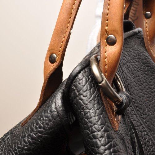 berba Chamonix 105 Sac à main en noir