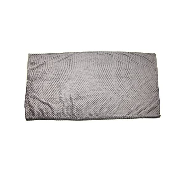 Alfie Pet – Mackenzie Fleece Blanket for Dogs and Cats – Color: Grey Click on image for further info. 3