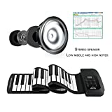 61 Key Roll Up Piano Electronic Training Tool Professional Musical Instrument