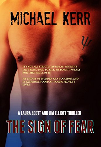 The Sign of Fear (Laura Scott Book 2)