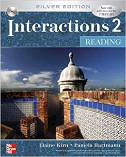 Interactions 2 Reading With Cd Audio And Web Access