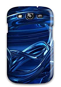 Lennie P. Dallas's Shop 1007965K81403867 Top Quality Rugged Blue Case Cover For Galaxy S3
