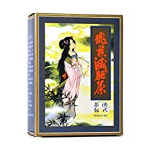 4 Fei yan Slimming Tea 80 teabags for two months supply oo'long version by Ekong