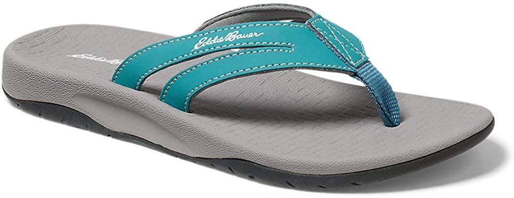 Eddie Bauer Womens Break Point Flip Flop