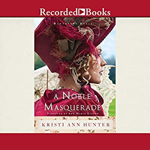 A Noble Masquerade Audiobook