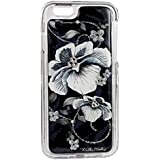 iPhone 6/6S Plus Cover- B&W Flower
