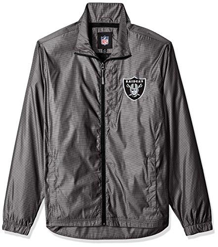 72cc21c03 Oakland Raiders Full Zip Jacket