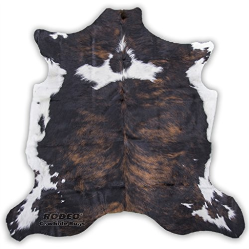 RODEO Superior Brindle Brown Chocolate Nutella Large Size