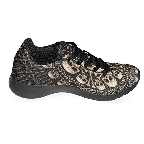 InterestPrint Womens Jogging Running Sneaker Lightweight Go Easy Walking Casual Comfort Sports Running Shoes Multi 12 WuKnDwLqu