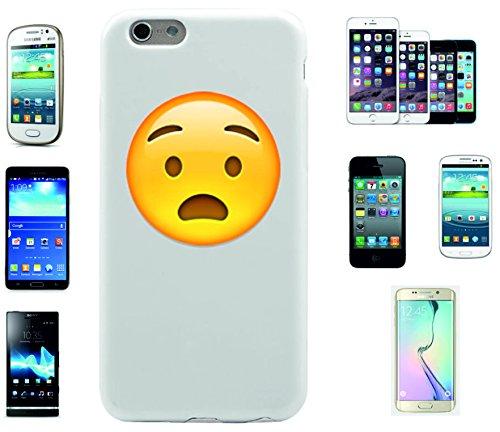 """Smartphone Case Apple IPhone 7 """"Schmerzgeplagtes Gesicht"""", der wohl schönste Smartphone Schutz aller Zeiten."""