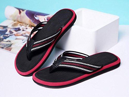 Pantoufle Pantoufles Grande Chaussure De Pied Taille Summer Chaussures Sandales Flip A Antidérapantes Chambre Chinet Hotel Flops Man Plage Pieds Avec 5Cnwwq4xp