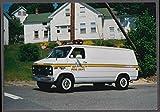 Warren MA FD Chevrolet Chevy Van Rescue Truck fire truck photo