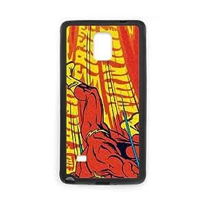 Flash Racer Samsung Galaxy Note 4 Cell Phone Case Black Pretty Present zhm004_5028251