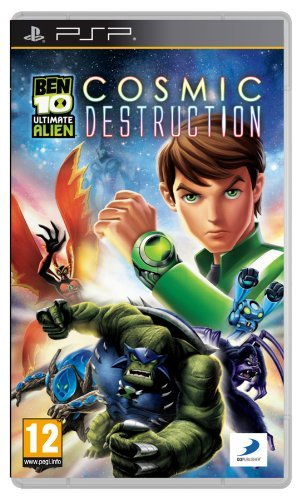 Ben 10: Ultimate Alien-Cosmic Destruction