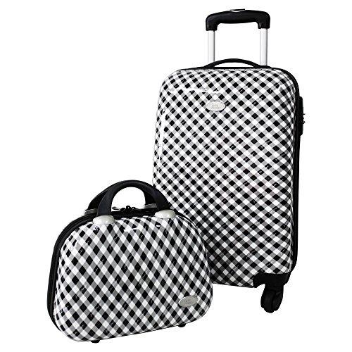 retro-plaid-carry-on-locking-luggage