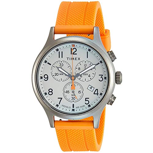 Timex Allied Quartz Movement Grey Dial Men's Watch TW2R67300