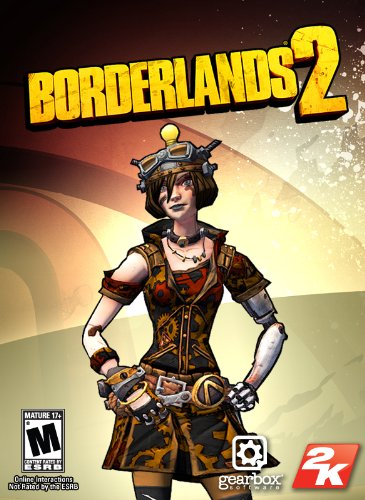 Borderlands 2 Mechromancer Steampunk Slayer Pack [Online Game Code] by 2K (Image #1)