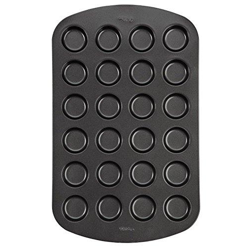 Wilton Nonstick 24-Cavity Mini Whoopie Pie Pan