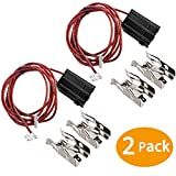 WB17T10006 Terminal Block Kit for GE Electric Stove,Range Surface Burner Receptacle (2 pack)
