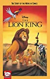 img - for Disney The Lion King: The Story of the Movie in Comics book / textbook / text book