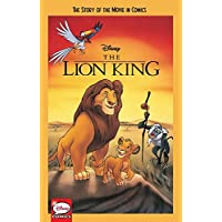 Disney The Lion King: The Story of the Movie in Comics