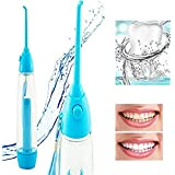 HONEWIN Dental SPA oral irrigator floss water jet Dental Flosser Portable Cordless Water Flosser Waterproof Air Pressure Cleaner Teeth water flossers for teeth waterpik