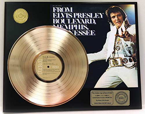 Elvis Presley Gold Record - Elvis Presley