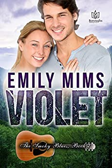 Violet (The Smoky Blues Book 7) by [Mims, Emily]