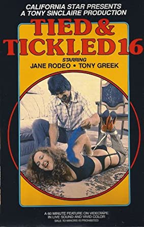 Will tied and tickled
