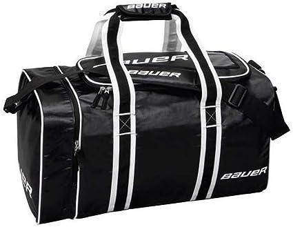 Team Bauer BG Prem. Duffle Sac de Hockey sur Glace Noir
