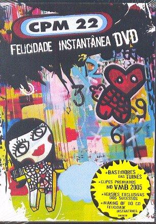 cd cpm 22 felicidade instantanea