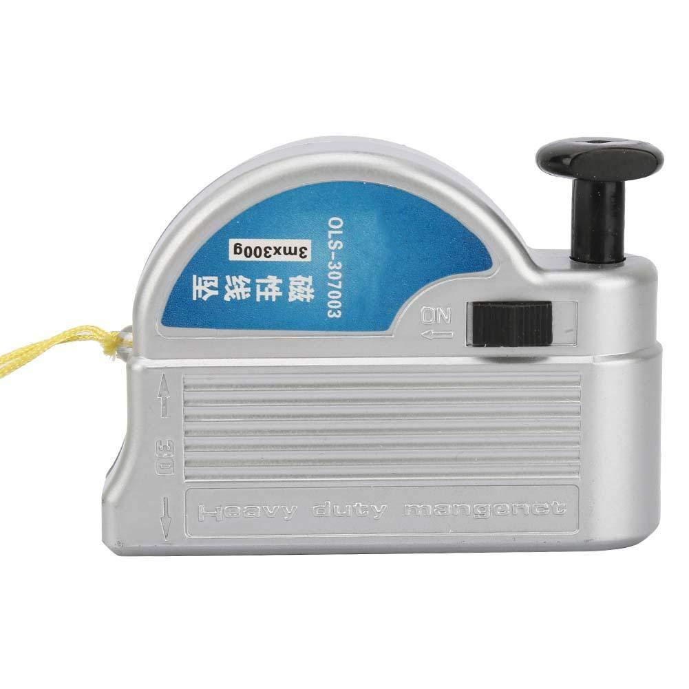 Outil de mesure de b/âtiment vertical de haute pr/écision de marteau de fil magn/étique accrochant automatique de fil de plomb de Bob 3m