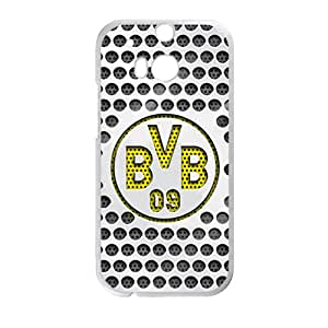 SANYISAN BVB Borussia Dortmund Cell Phone Case for HTC One M8