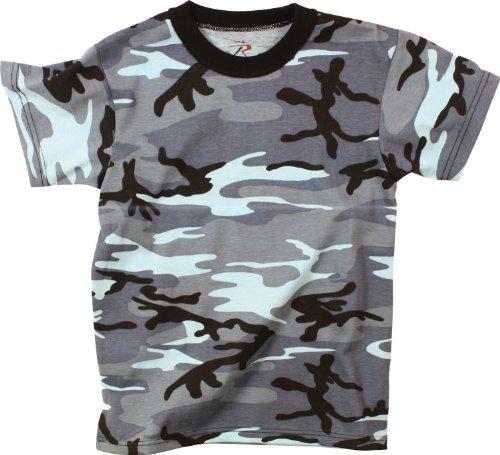 Rothco Camo T-Shirts, Sky Blue Camo, Sma...