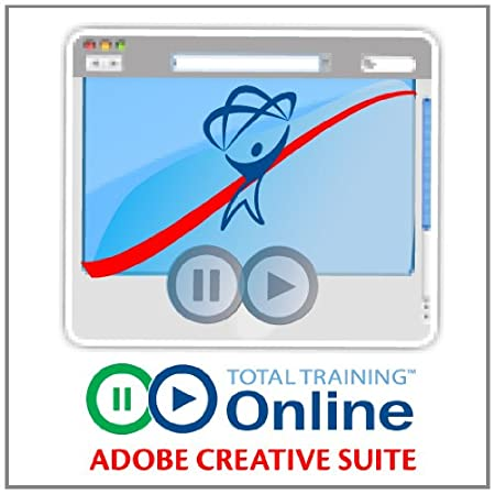 Adobe Creative Suite 3-6 Online Training - Student & Teacher Edition - 1 Year Subscription [Download]