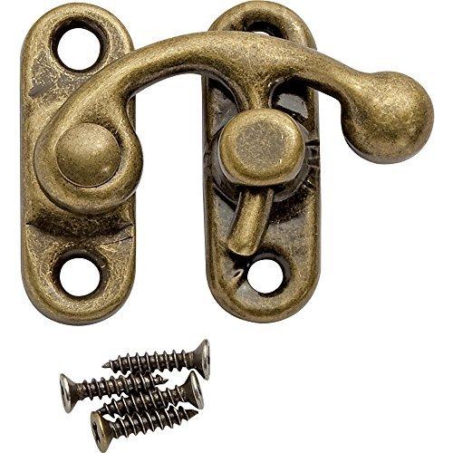 Decorative Swing Latch, Antique Brass - Antique Door Latch: Amazon.com