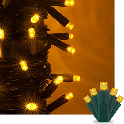 Gold Christmas Led Lights