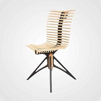 amazon com skeleton designer chair kitchen dining