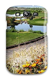Waterdrop Snap-on Lake Havasu City Case For Galaxy S3