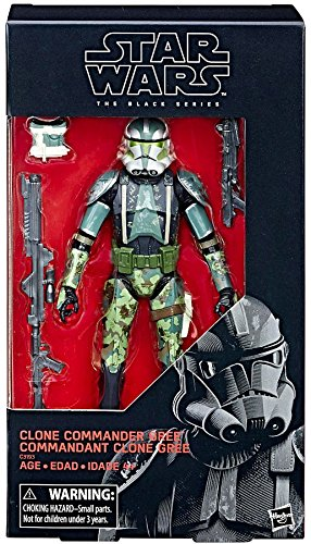 Star Wars The Black Series Commander Gree Exclusive Action Figure 6 Inches ()