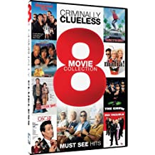 Criminally Clueless- 8 Movie Collection