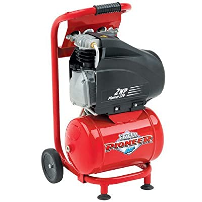 CLARKE PIONEER 220 COMPRESSOR 6.5CFM 230V 116psi by Clarke International
