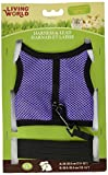 Living World 60867 Harness/Lead Set, Large, Assorted Colors