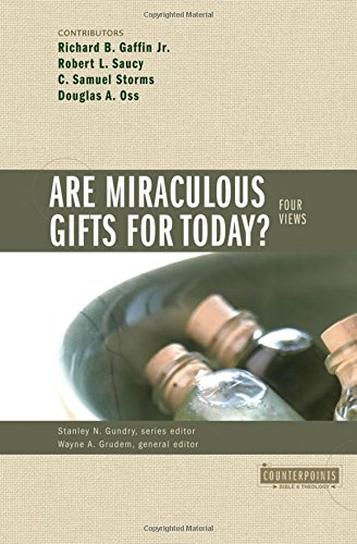 Are Miraculous Gifts for ()