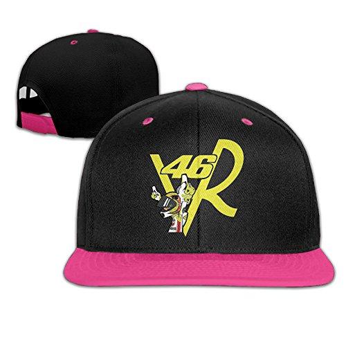 Stylish Valentino Rossi Moto Racing Rock Hip-hop Baseball Cap - To Valentino Where Buy