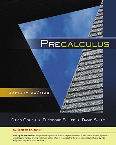Precalculus,Enhanced Ed.