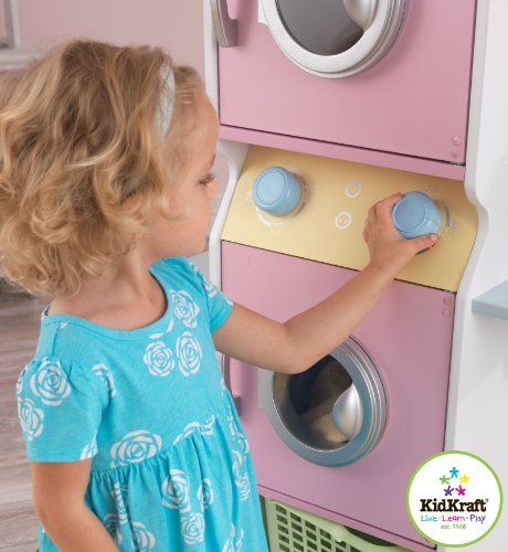 51ejOgowMoL - KidKraft Laundry Playset