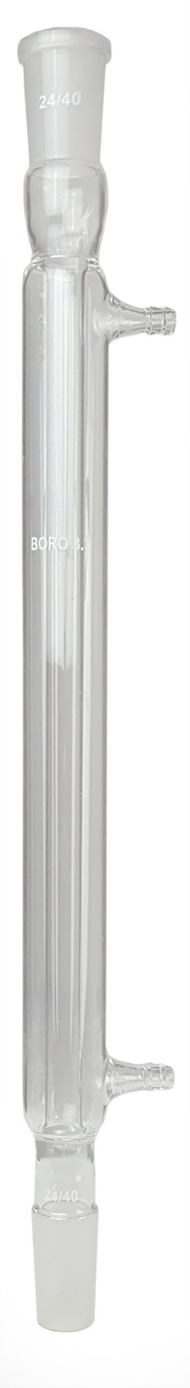 GSC International CW300MM-24/40 Borosilicate West Condenser, Ground Joints 24/40, 300 mm