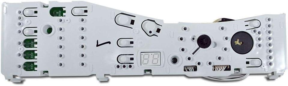 Whirlpool W8565244 Dryer User Interface Assembly Genuine Original Equipment Manufacturer (OEM) Part
