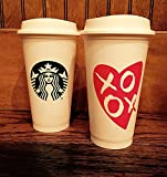 Starbucks Valentines Day LE Reusable Cup